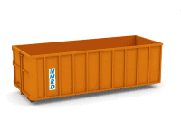 Afzetcontainers – 30m3 tot 40m3