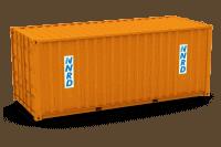 Evenementen container