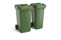 Swill/keukenafval container