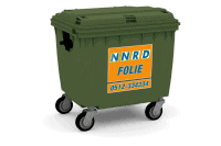 Foliecontainer + zak